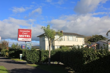 Foto van Coronation Court Motel in New Plymouth