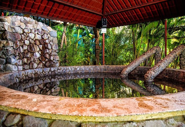 Regis Hotel & Spa, Panajachel, Bañera de hidromasaje al aire libre