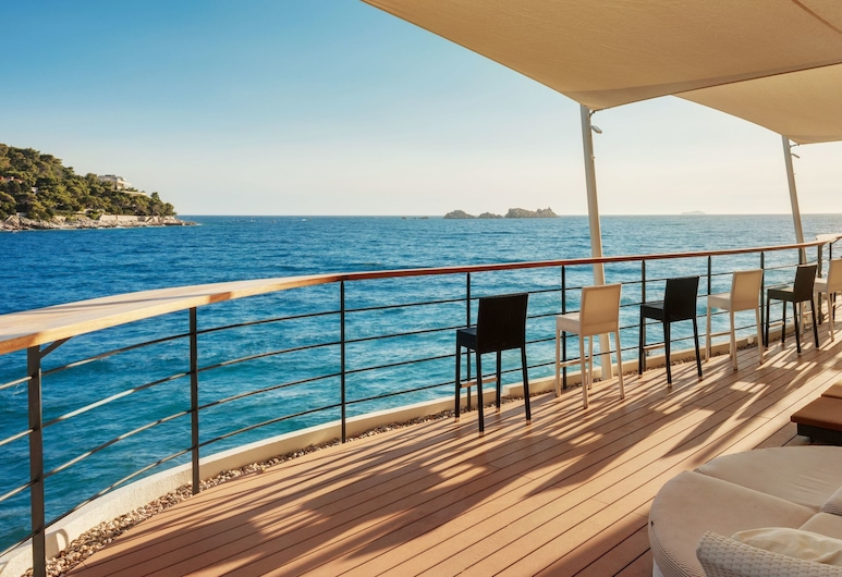 Hotel More, Dubrovnik, Strand