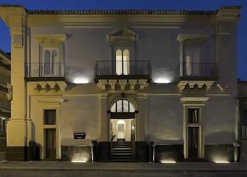 Ragusa — zdjęcie hotelu De Stefano Palace - Luxury Hotel
