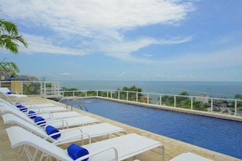 Picture of Santorini Hotel and Resort in Santa Marta