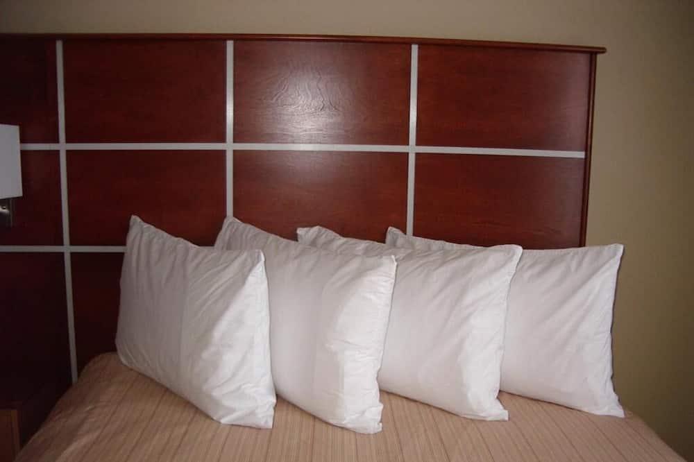 Luksusa numurs, 2 divguļamās karalienes gultas, nesmēķētājiem - Viesu numurs