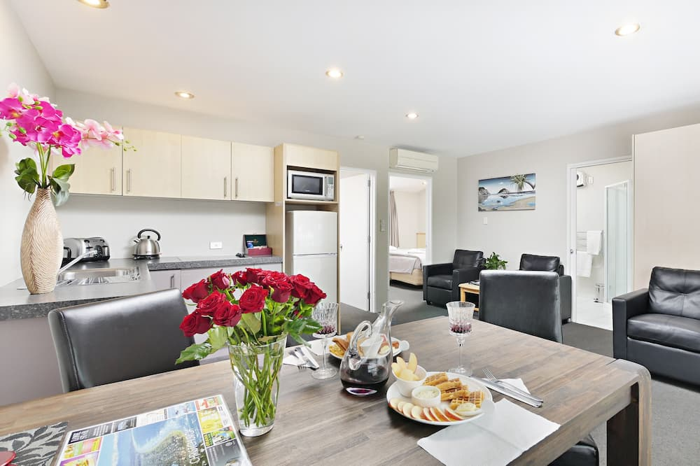 Luxury Suite, 2 Bedrooms - Ruang Tamu