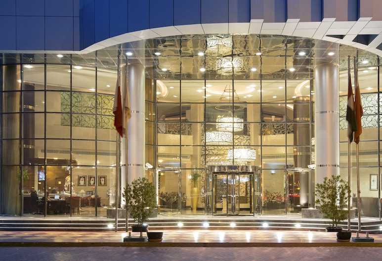 فندق سيتي سيزونز هوتل مطار دبي, دبي