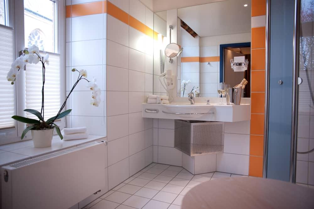 Superior Room for single use - Badeværelse