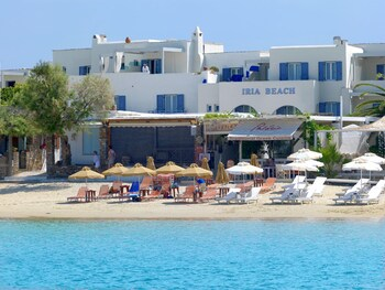 Picture of Iria Beach art hotel in Naxos