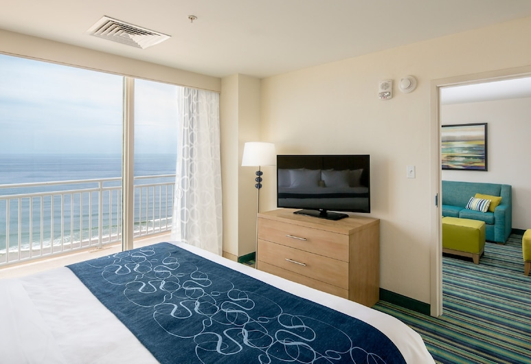 Comfort Suites Beachfront, Virginia Beach, Suite, Accessible, Non Smoking, Guest Room