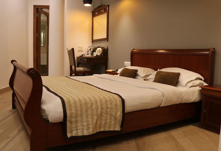 Hotel Park Residency, Yeni Delhi, Deluxe Oda, Oda