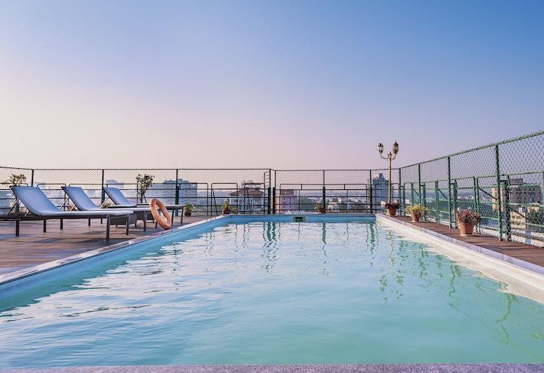 Travancore Court - by Spree, Kochi, Rooftop Pool
