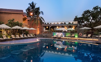 Fotografia do Whispering Palms Beach Resort em Candolim