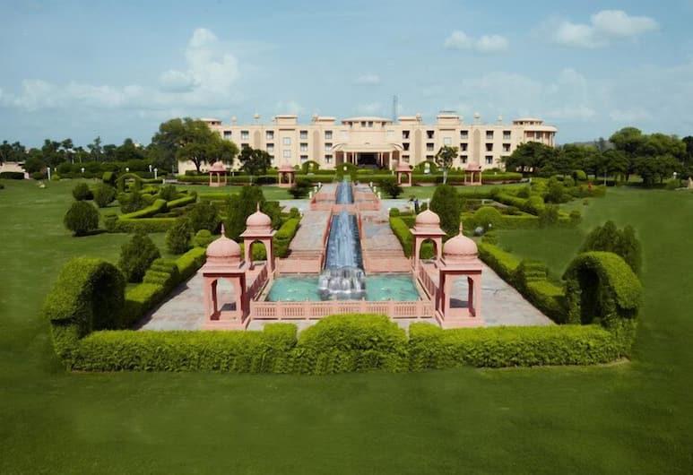 The Gold Palace & Resorts, Jaipur, Fachada do hotel