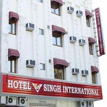 Foto Hotel Singh International di New Delhi
