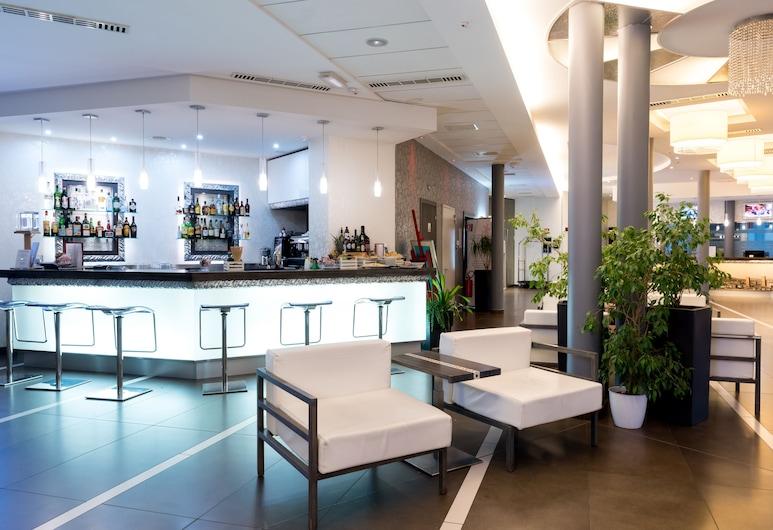 Hotel Cosmopolitan Bologna, Bolonha, Bar do Hotel