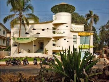 Foto van Sharanam Green Resort in Calangute