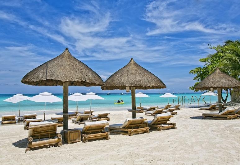 Fridays Boracay Resort, Boracay Island, חוף ים
