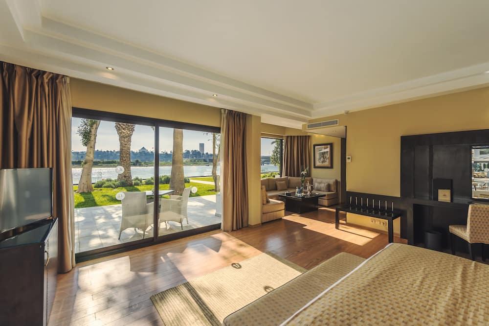 Presidential-Suite (Garden View) - Wohnbereich