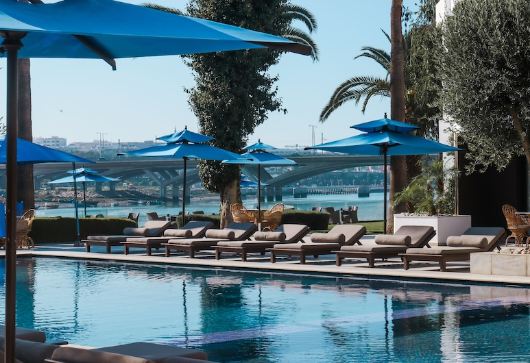 Dawliz Rabat Resort & Spa, Sale, Uima-allas