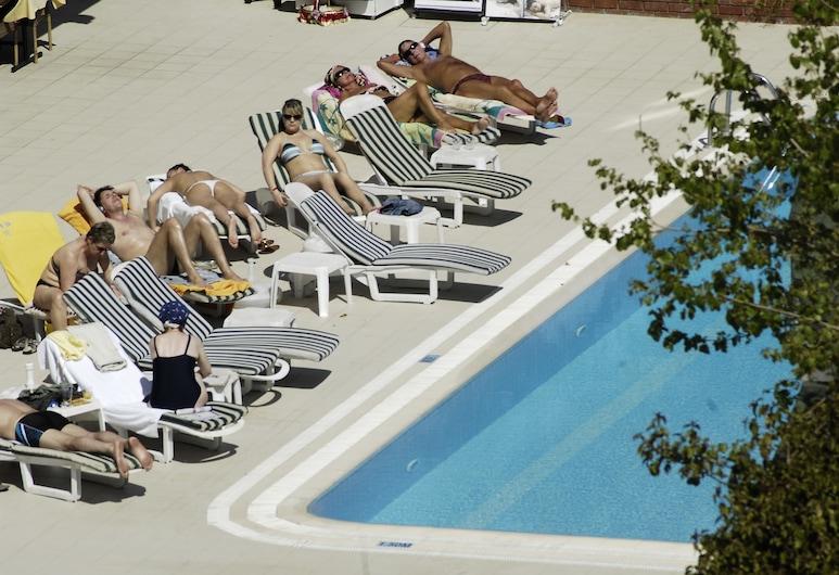 Sealine Hotel - All Inclusive, Alanya, Piscina Exterior