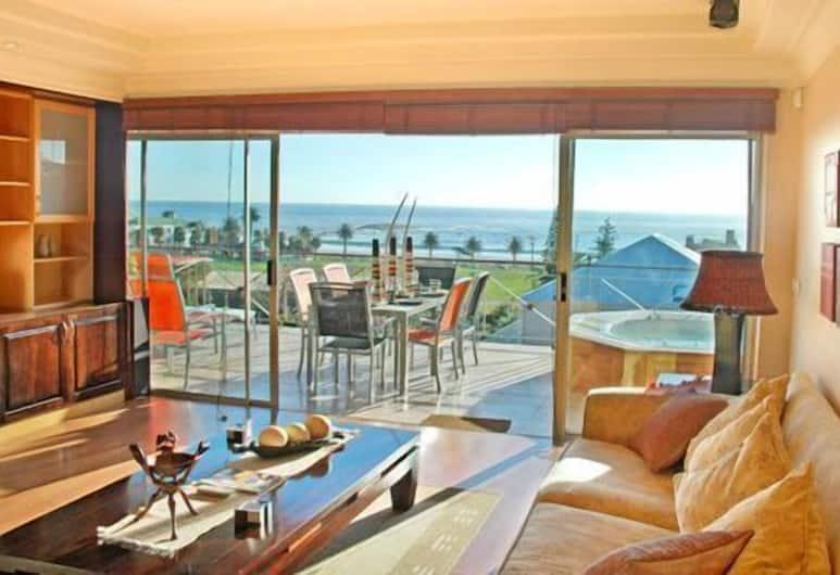 Beachside, Cape Town, Living Area