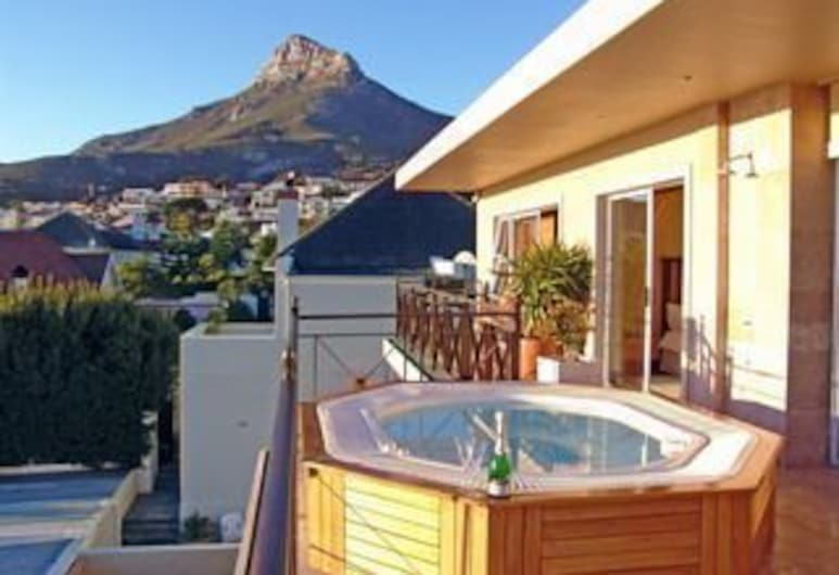 Beachside, Cape Town, Outdoor Spa Tub