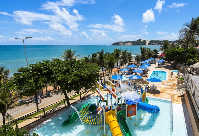 Praiamar Natal Hotel & Convention, Natal, Kawasan Mainan Kanak-kanak – Luar