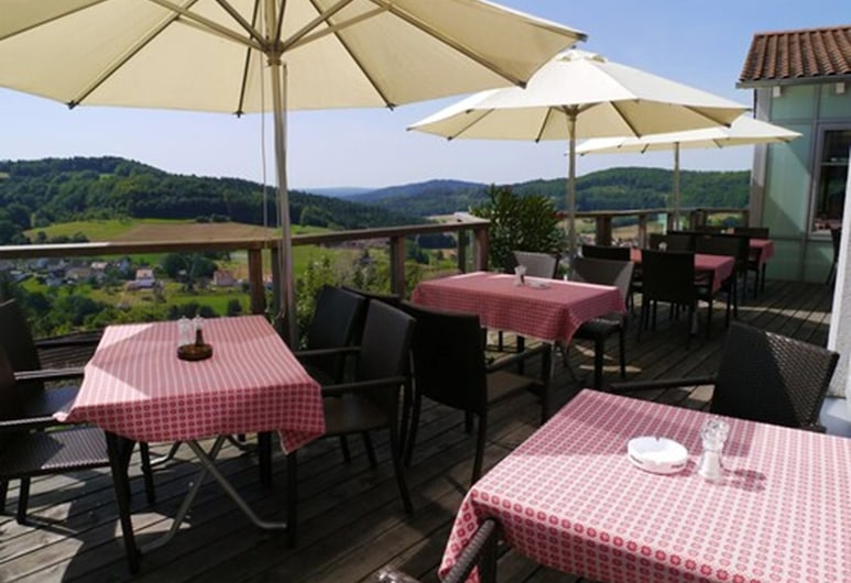 Hotel Igelwirt, Schnaittach, Terraza o patio
