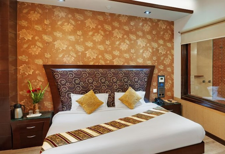 Amar Yatri Niwas, Agra, Superior Single Room, 1 Double Bed, Guest Room