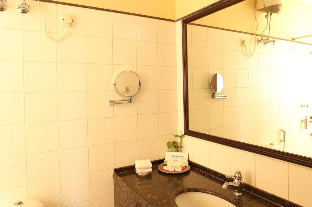Habitación individual ejecutiva - Baño