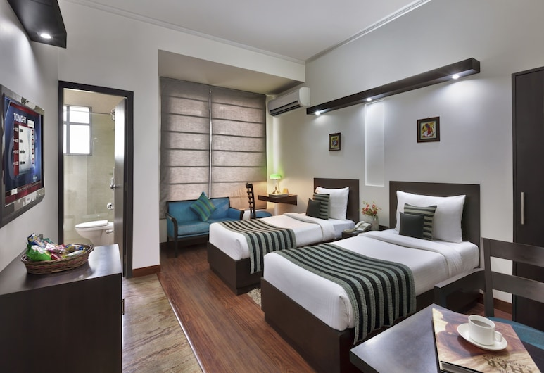 Regale Inn, Nuova Delhi, Camera Economy, 1 camera da letto, fumatori, Camera