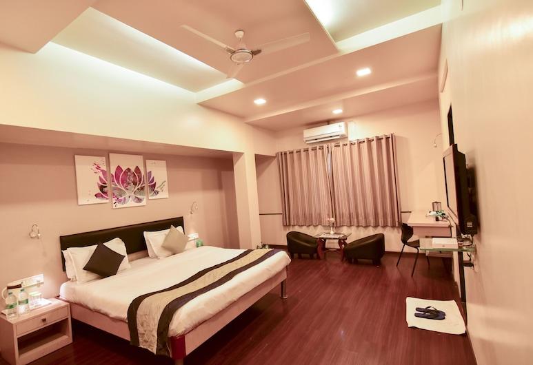 Hotel Sapna, Pune, Superior-huone ( A/C ), Näköala huoneesta
