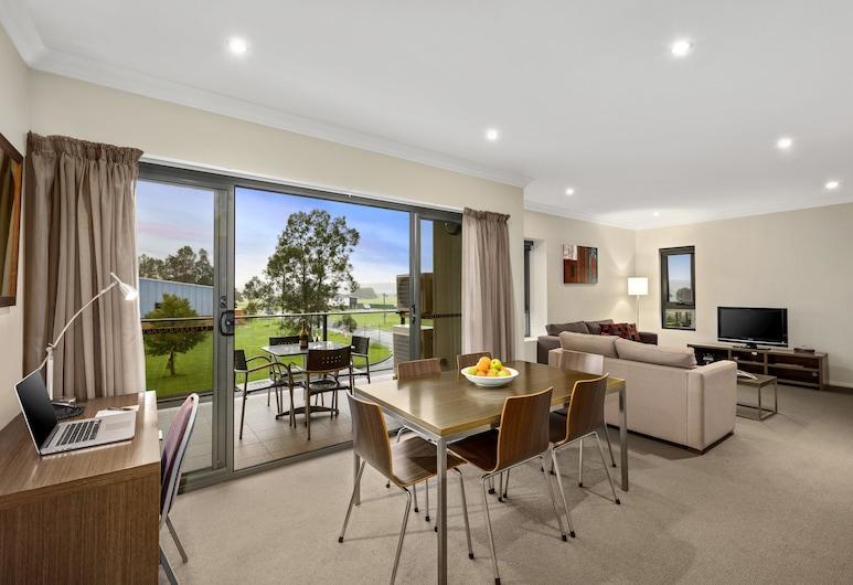 Quest Singleton, Singleton, Apartamento familiar, 3 habitaciones, Zona de estar