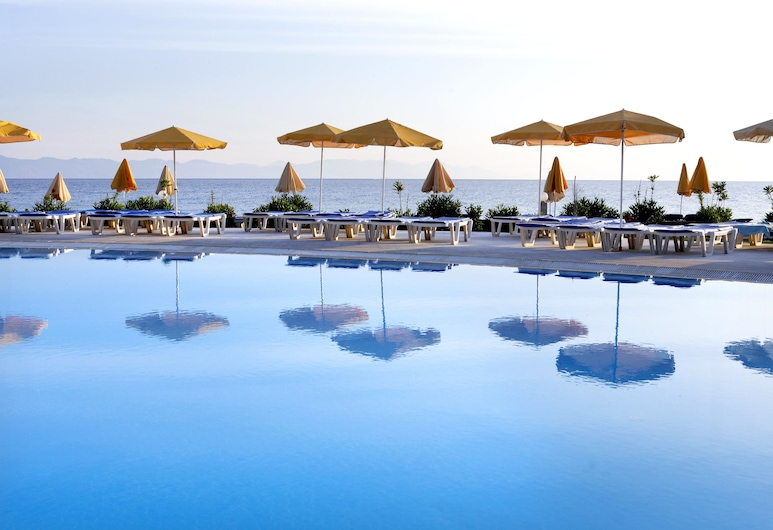 Sunshine Rhodes - All Inclusive, Rodos, Ulkouima-allas