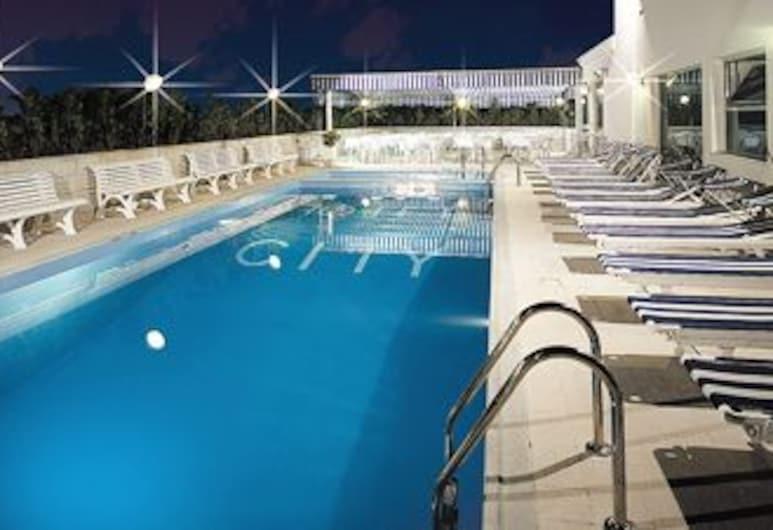 Hotel City, Montesilvano, Outdoor Pool