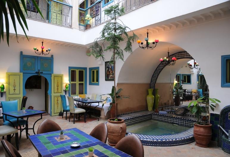 白月桂庭院酒店, 馬拉喀什