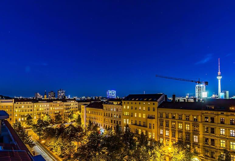 Myer's Hotel Berlin, Berlín, Vista desde el hotel