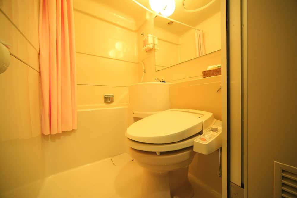 Familieværelse med 2 enkeltsenge - ryger (Special Offer, No Extra Bed) - Badeværelse