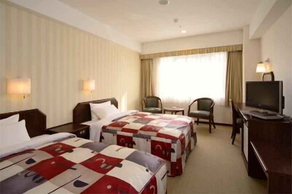 ツインルーム - 部屋