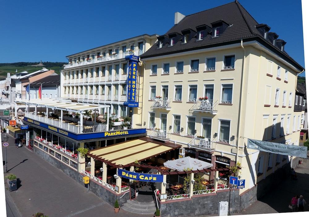Parkhotel Rüdesheim, Ruedesheim am Rhein