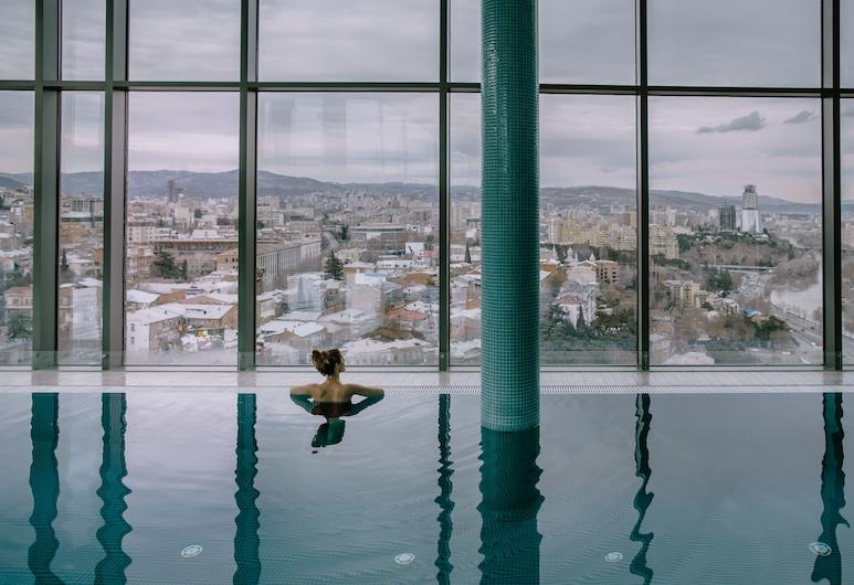 Radisson Blu Iveria Hotel, Tbilisi, Tbilisi, Indoor Pool