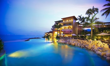 Puerto Vallarta — zdjęcie hotelu Garza Blanca Preserve Resort & Spa