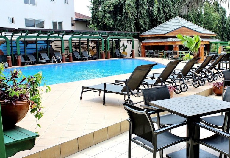 Alisa Hotel, Accra, Outdoor Pool