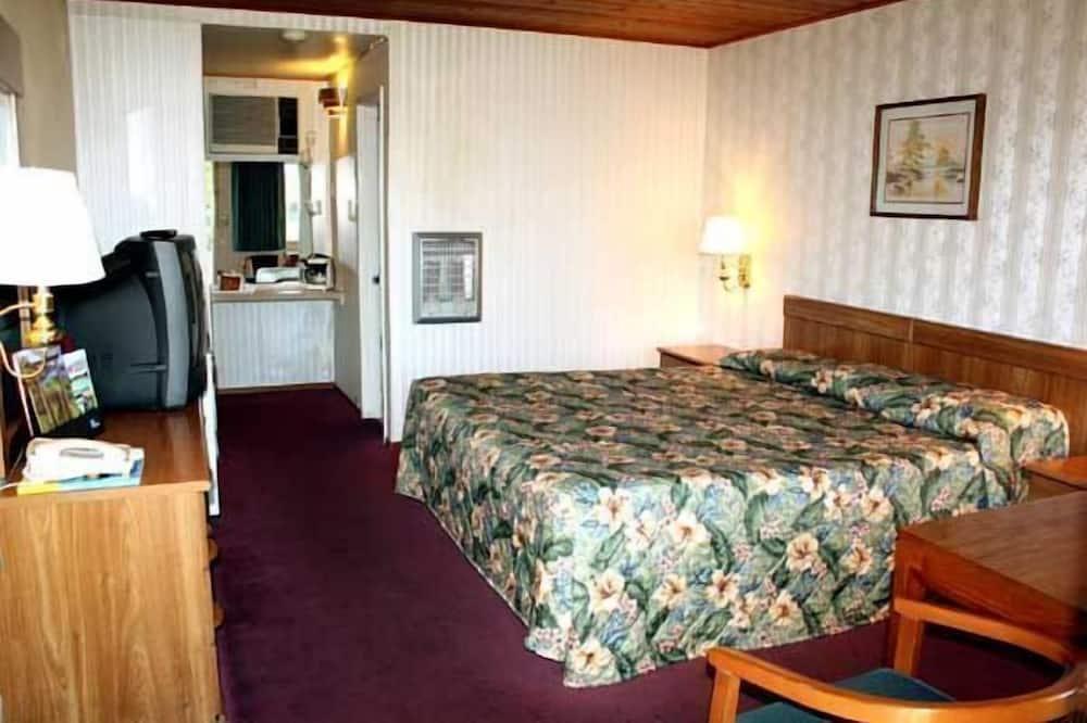 Quarto Individual, 1 cama king-size - Imagem em Destaque