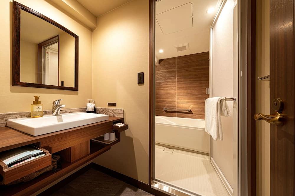 Standard-Zweibettzimmer (for 2 Guests) - Badezimmer