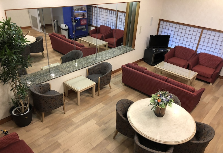浦安博福特飯店, 浦安, 大廳休息區