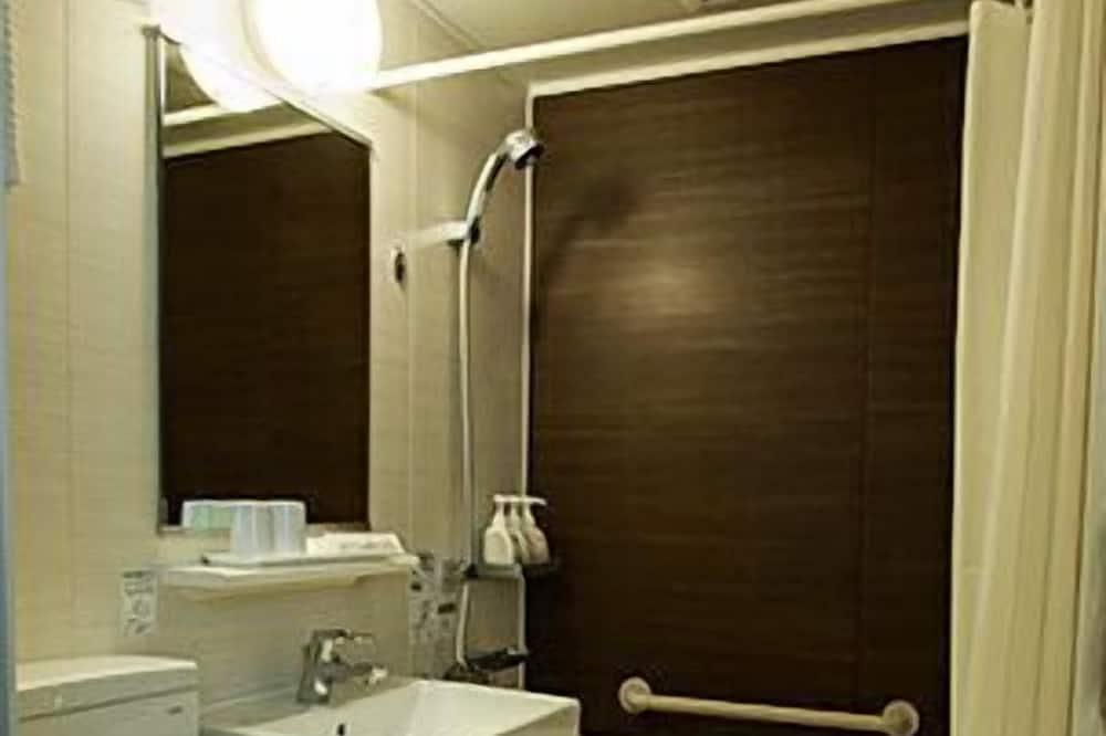 リラックスダブルルーム - バスルームの設備