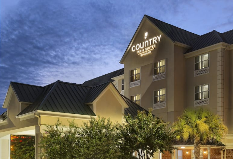 Country Inn & Suites by Radisson, Macon North, GA, Macon, Hotel Front