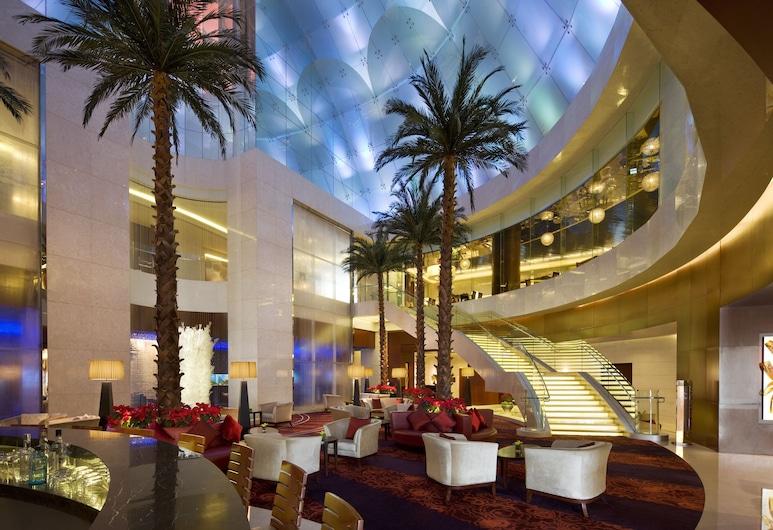 Beijing Marriott Hotel Northeast, Peking, Eingangsbereich
