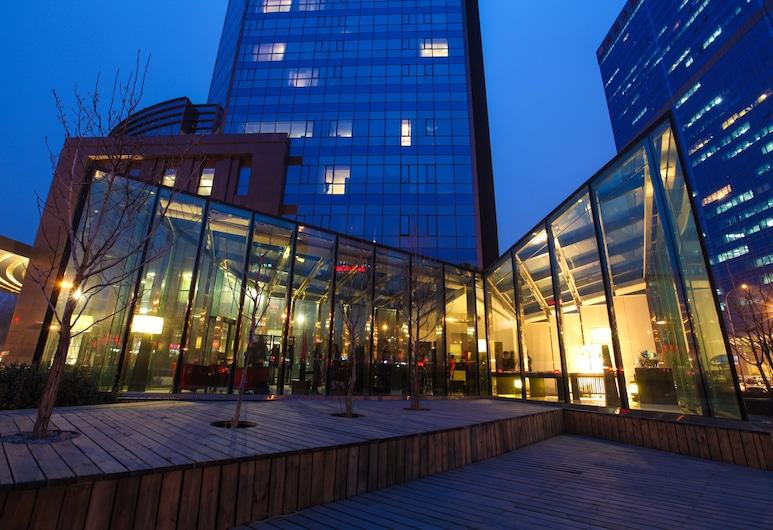 Beijing Marriott Hotel Northeast, Beijing, Garden