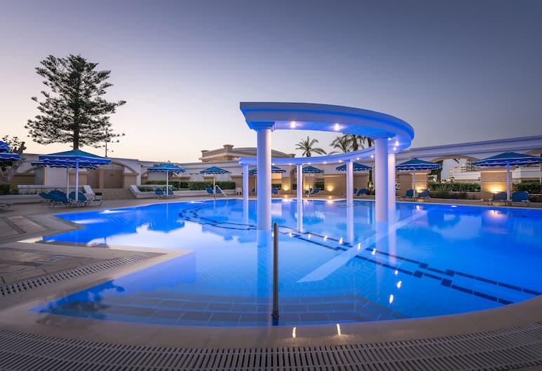 Mitsis Grand Hotel Beach Hotel, Rodosz, Kültéri medence