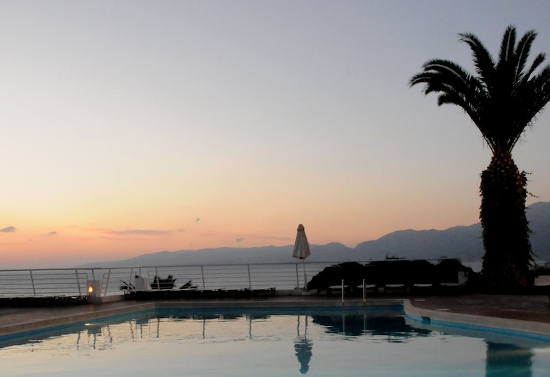 Hersonissos Village Hotel & Bungalows - All inclusive, Hersonissos, Vonkajší bazén